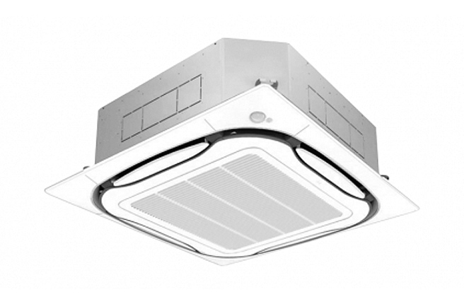 Daikin Ceiling Mounted Cassette (Round Flow with Sensing)