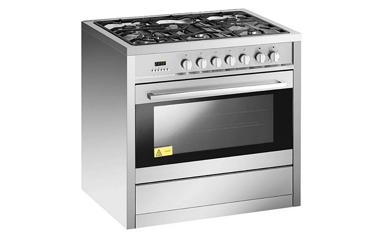 EF Gas Cooker with Electric Oven