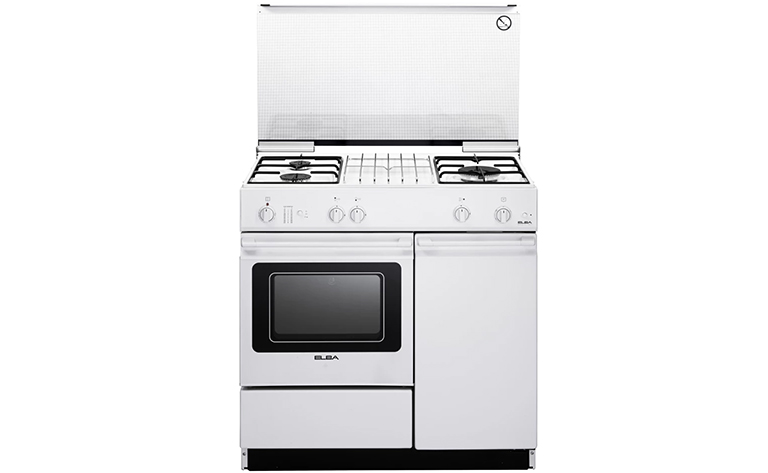 Elba Stove with Electric Oven